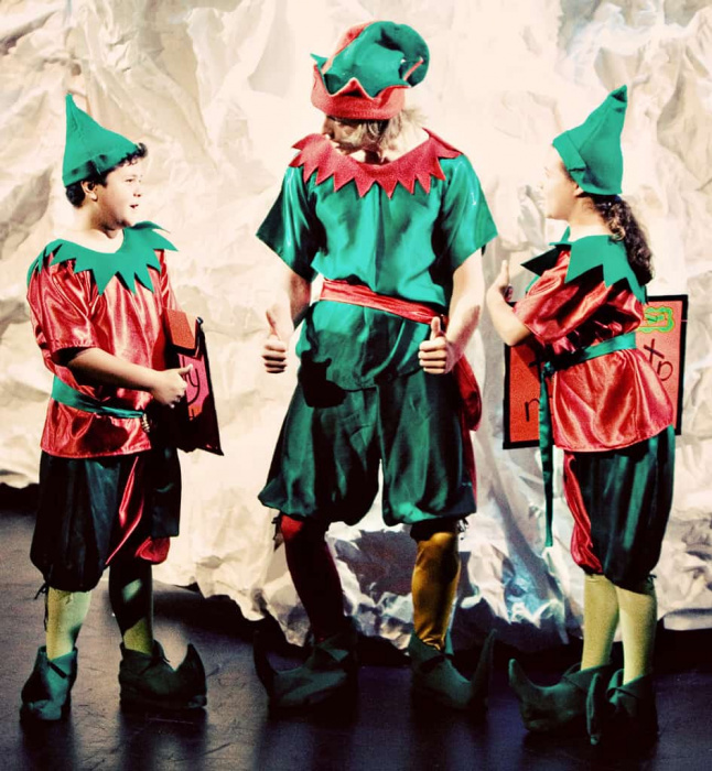 The Santa Claus Show (2013) 002